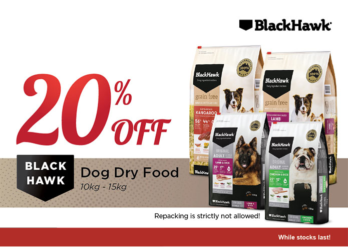 discounted dog dry foods